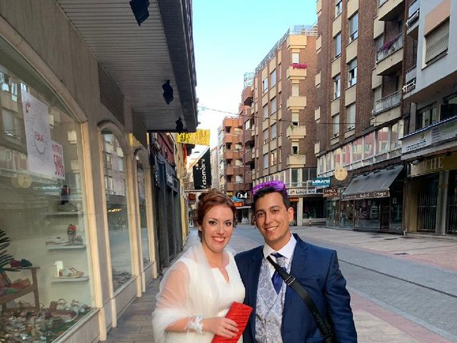 La boda de Edu y Marta  en León, León 18