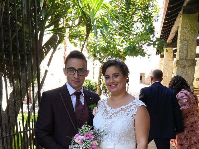 La boda de David y Jenifer en Amoeiro, Orense 1