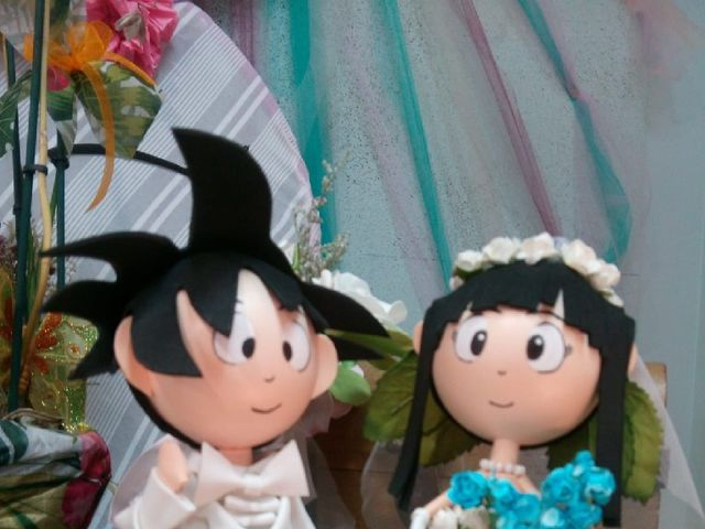 La boda de David y Jenifer en Amoeiro, Orense 4