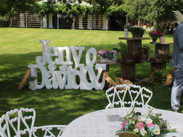 La boda de David y Jenifer en Amoeiro, Orense 2