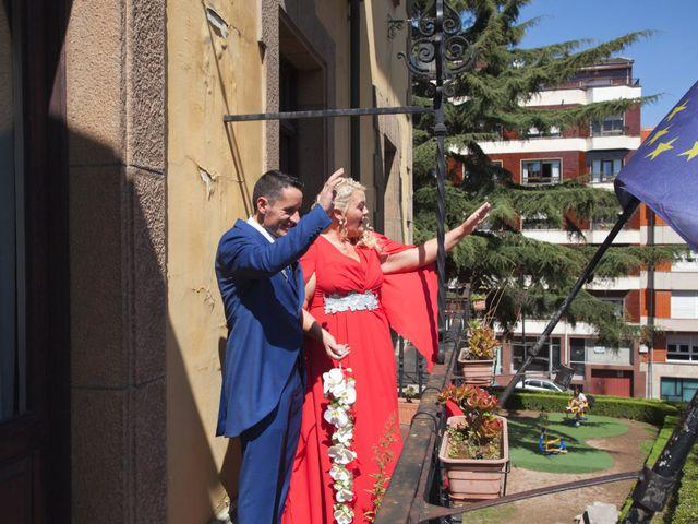 La boda de Efrén y Mónica en Soto Del Barco, Asturias 6