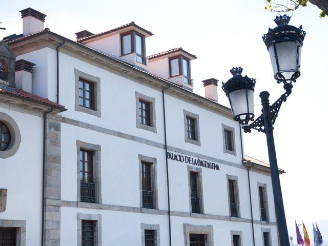 La boda de Efrén y Mónica en Soto Del Barco, Asturias 8