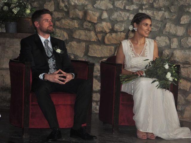 La boda de Almudena y Jaume en Rocallaura, Lleida 3