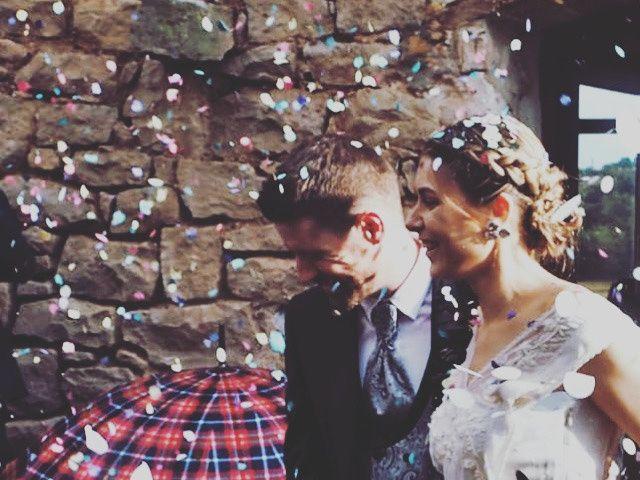 La boda de Almudena y Jaume en Rocallaura, Lleida 1