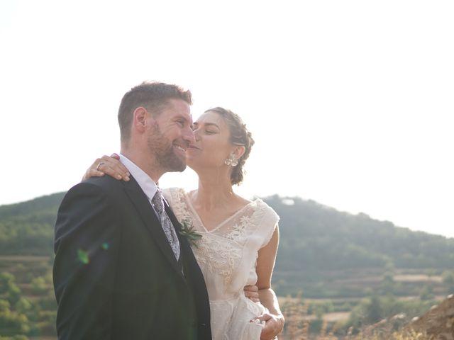 La boda de Almudena y Jaume en Rocallaura, Lleida 6