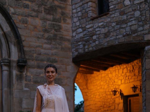 La boda de Almudena y Jaume en Rocallaura, Lleida 8