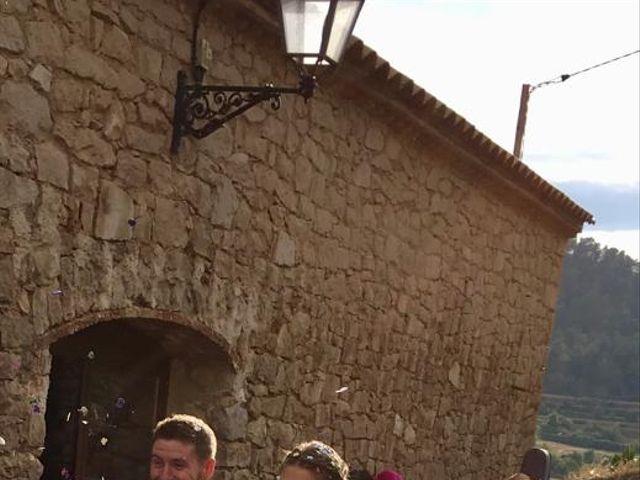La boda de Almudena y Jaume en Rocallaura, Lleida 9