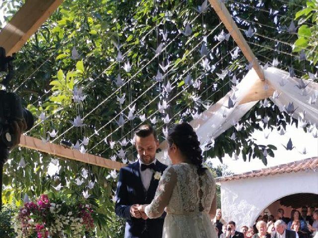 La boda de Elisa y Artiom en Almoines, Valencia 1