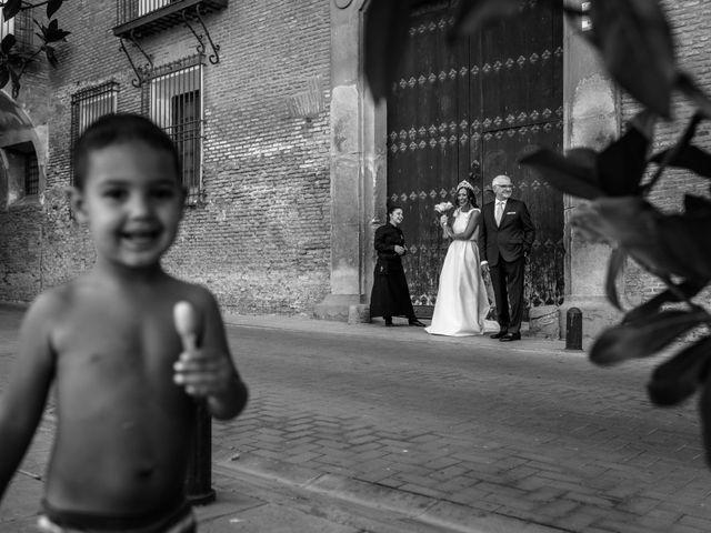 La boda de Victoria y Iván en Pedrola, Zaragoza 25