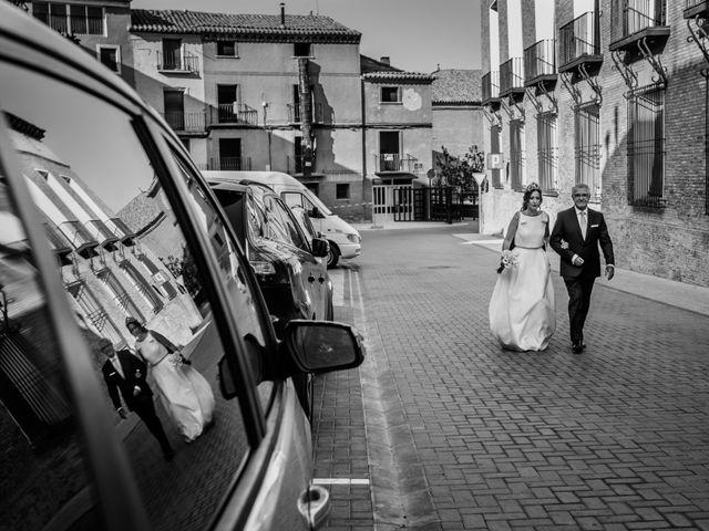 La boda de Victoria y Iván en Pedrola, Zaragoza 26