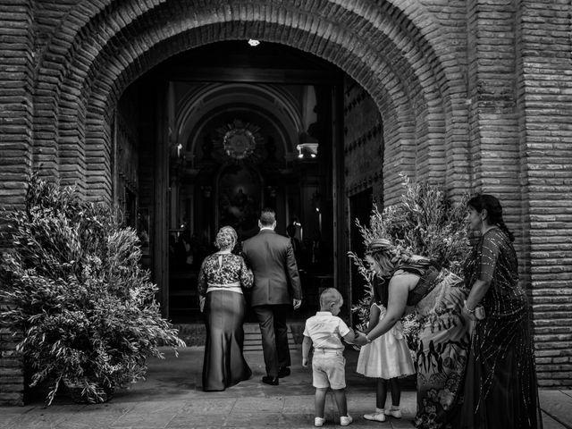 La boda de Victoria y Iván en Pedrola, Zaragoza 27