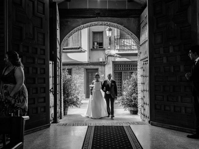 La boda de Victoria y Iván en Pedrola, Zaragoza 28