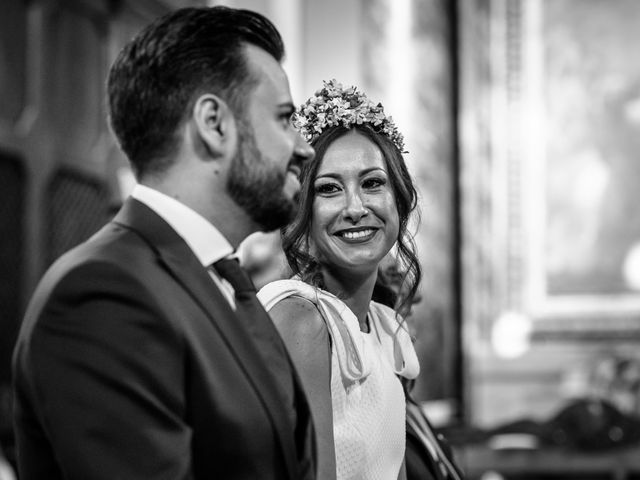 La boda de Iván y Victoria