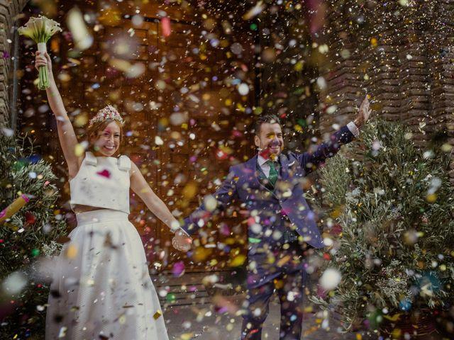 La boda de Victoria y Iván en Pedrola, Zaragoza 32