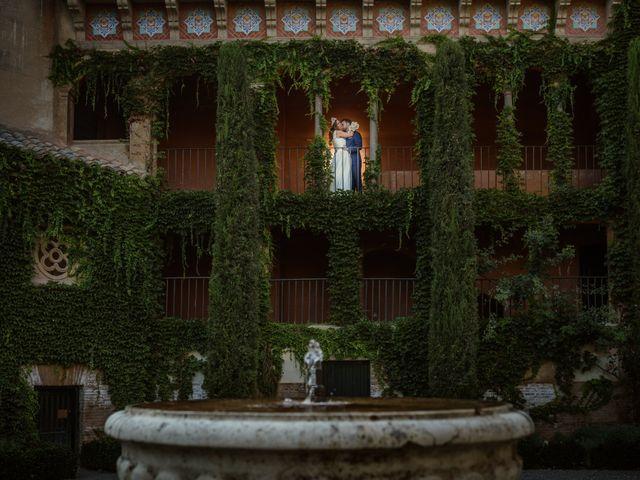 La boda de Victoria y Iván en Pedrola, Zaragoza 35