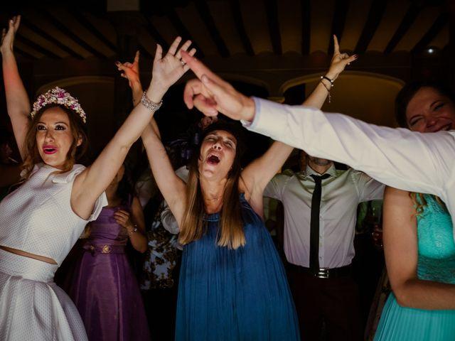 La boda de Victoria y Iván en Pedrola, Zaragoza 45