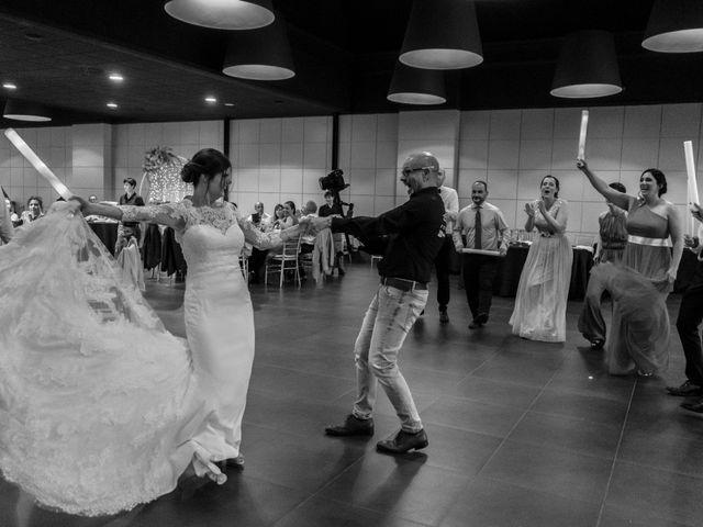 La boda de Javier y Roser en Santa Coloma De Farners, Girona 102
