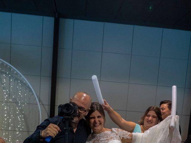 La boda de Javier y Roser en Santa Coloma De Farners, Girona 108