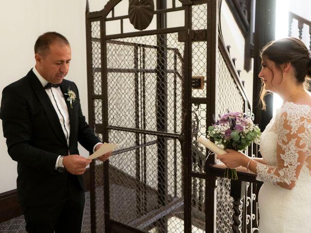 La boda de Javier y Roser en Santa Coloma De Farners, Girona 34