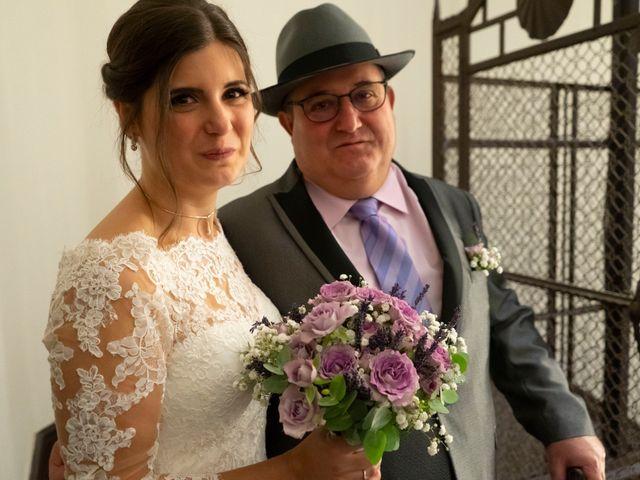 La boda de Javier y Roser en Santa Coloma De Farners, Girona 35