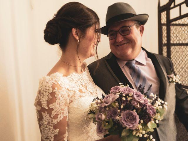 La boda de Javier y Roser en Santa Coloma De Farners, Girona 36