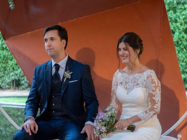 La boda de Javier y Roser en Santa Coloma De Farners, Girona 53