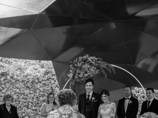 La boda de Javier y Roser en Santa Coloma De Farners, Girona 59