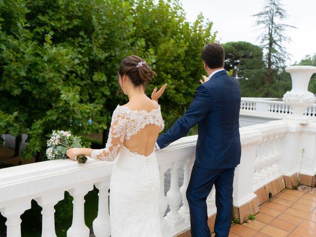 La boda de Javier y Roser en Santa Coloma De Farners, Girona 78
