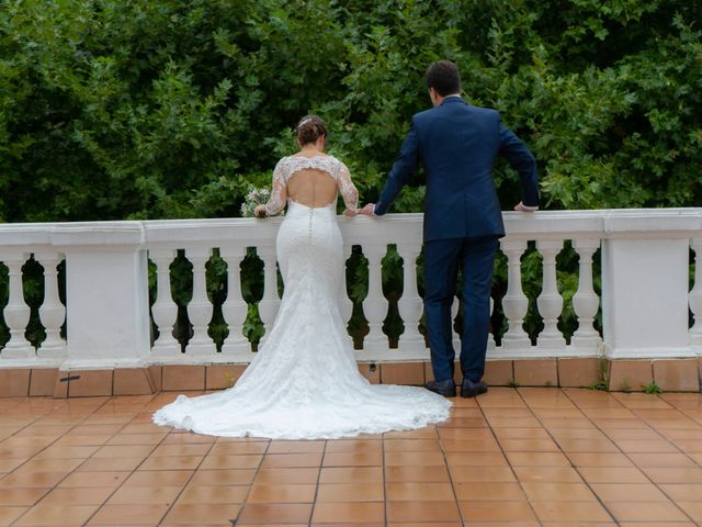 La boda de Javier y Roser en Santa Coloma De Farners, Girona 80