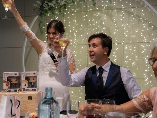 La boda de Javier y Roser en Santa Coloma De Farners, Girona 98