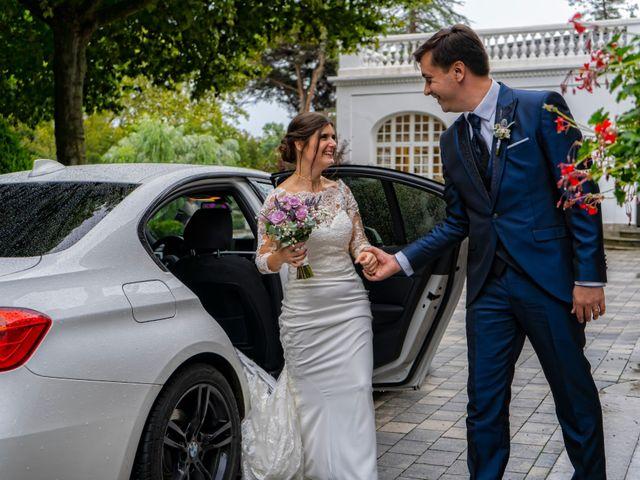 La boda de Roser y Javier