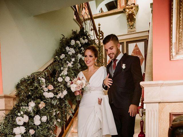 La boda de Sebas y Ana en Sevilla, Sevilla 36