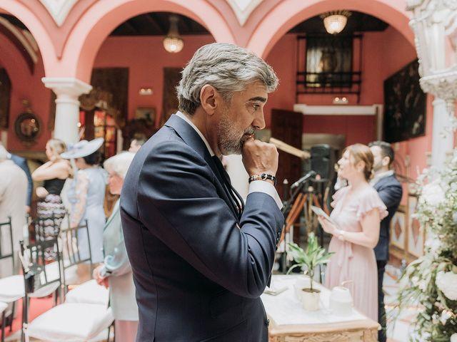 La boda de Sebas y Ana en Sevilla, Sevilla 38