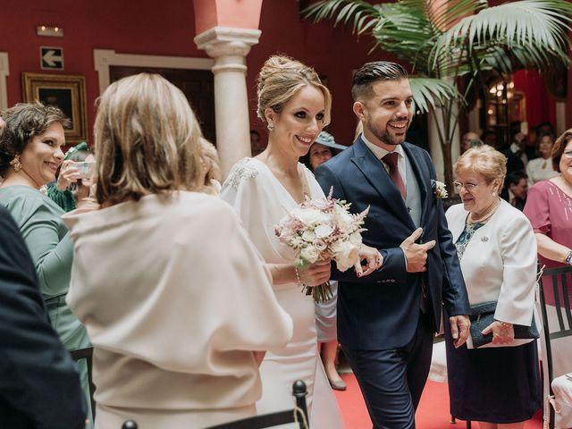 La boda de Sebas y Ana en Sevilla, Sevilla 39