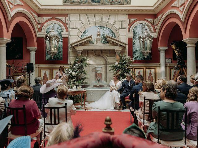 La boda de Sebas y Ana en Sevilla, Sevilla 43