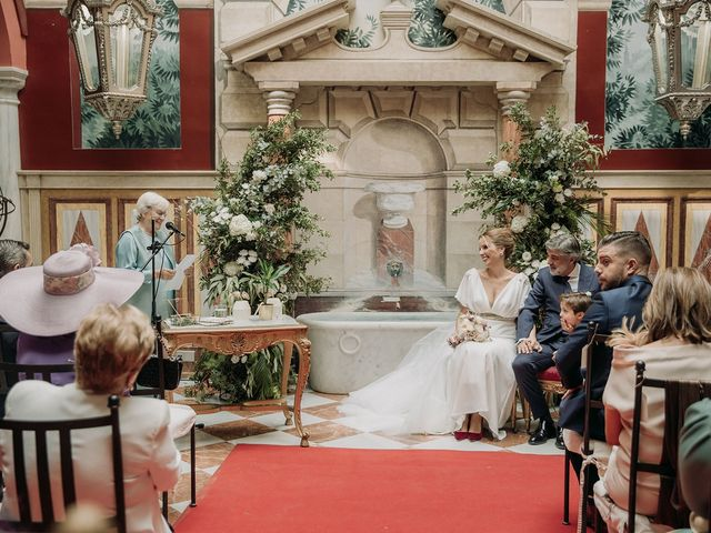 La boda de Sebas y Ana en Sevilla, Sevilla 48