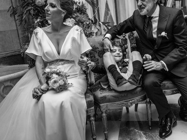 La boda de Sebas y Ana en Sevilla, Sevilla 56