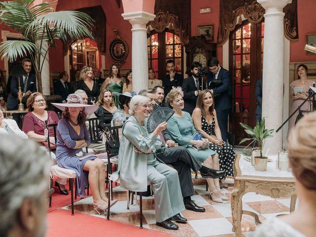 La boda de Sebas y Ana en Sevilla, Sevilla 57