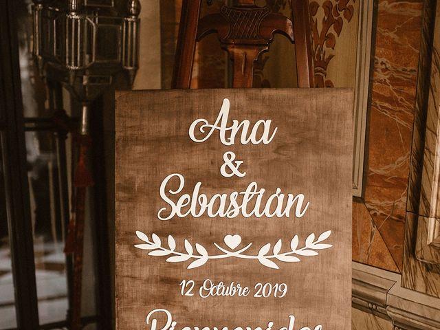 La boda de Sebas y Ana en Sevilla, Sevilla 98