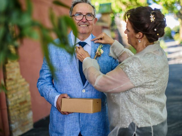 La boda de Jordi y Annouk en Sant Cugat Sesgarrigues, Barcelona 3