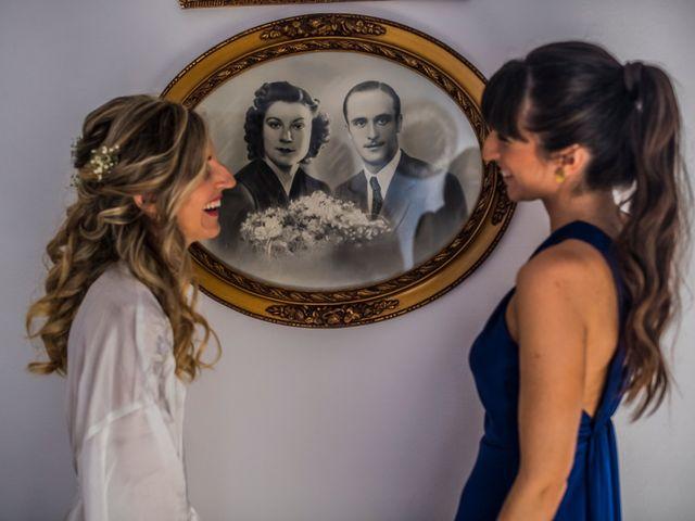La boda de Jordi y Annouk en Sant Cugat Sesgarrigues, Barcelona 20