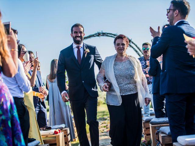 La boda de Jordi y Annouk en Sant Cugat Sesgarrigues, Barcelona 26