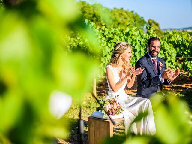 La boda de Jordi y Annouk en Sant Cugat Sesgarrigues, Barcelona 28