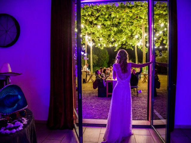 La boda de Jordi y Annouk en Sant Cugat Sesgarrigues, Barcelona 48