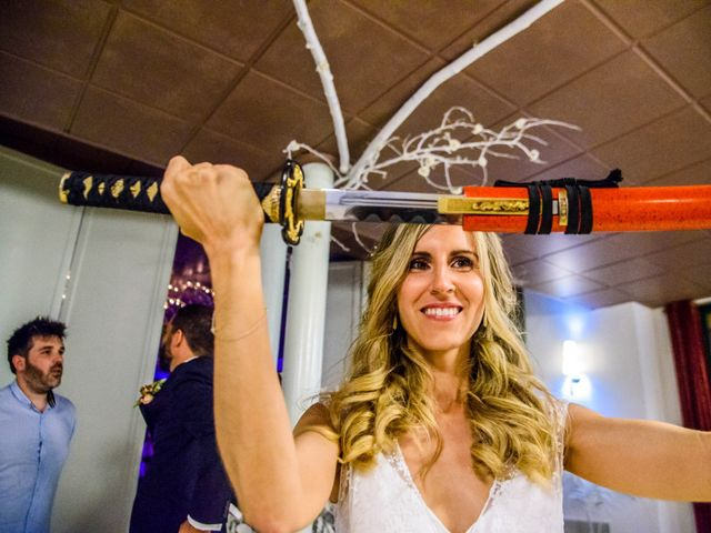 La boda de Jordi y Annouk en Sant Cugat Sesgarrigues, Barcelona 49