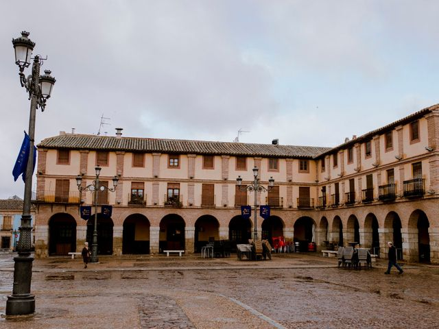 La boda de Javier y Julia en La Solana, Ciudad Real 3
