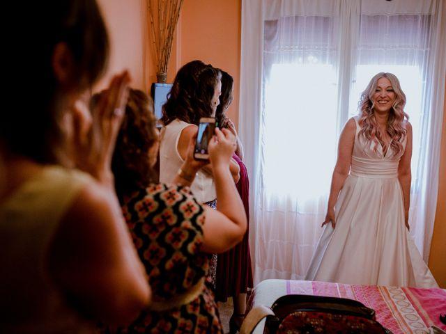 La boda de Javier y Julia en La Solana, Ciudad Real 51