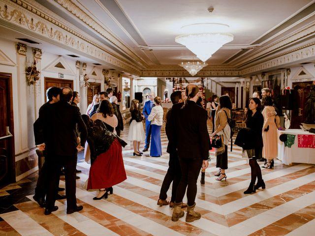 La boda de Javier y Julia en La Solana, Ciudad Real 70