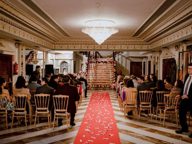 La boda de Javier y Julia en La Solana, Ciudad Real 71