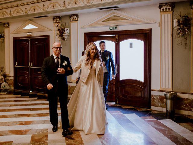 La boda de Javier y Julia en La Solana, Ciudad Real 72